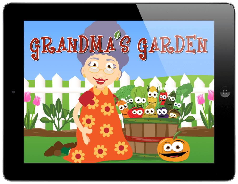 Backyard Landscaping Apps : Grandma s garden app review touch autismtouch autism